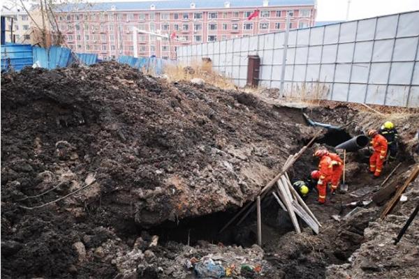 白城工地突发坍塌是怎么回事 白城工地突发坍塌原因曝光