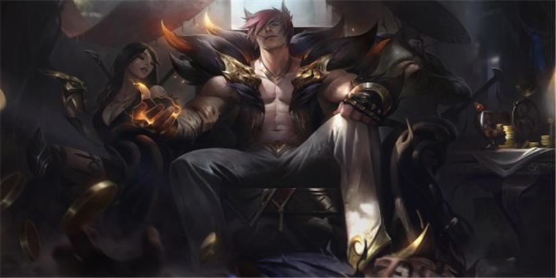 LOL新英雄赛特原画背景故事曝光 来自艾欧尼亚的地下拳皇