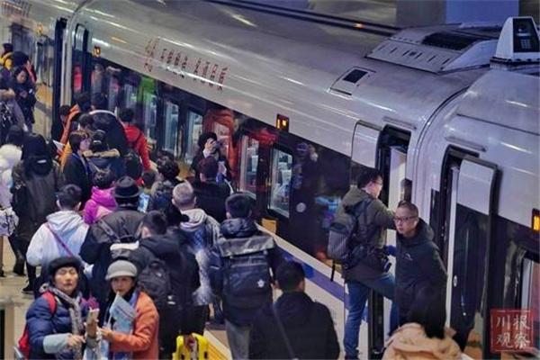 成贵高铁正式开通是真的吗 成贵高铁什么时候正式开通