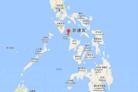 菲律宾6.9级地震,菲律宾发生6.9级地震,菲律宾地震