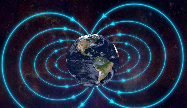 地球磁场北极漂移,已经穿越了本初子午线
