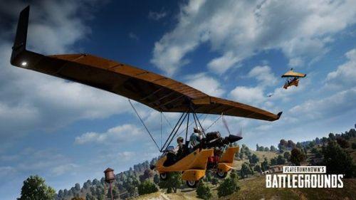 绝地求生滑翔机,绝地求生滑翔机怎么开,PUBG滑翔机操作方法