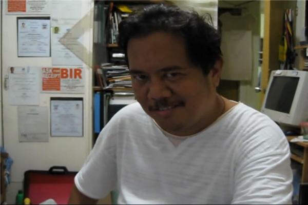 表情包大叔去世,Gerry Alanguilan,Gerry Alanguilan去世,菲律宾表情包大叔去世