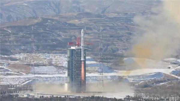 中国成功发射一箭九星,还将送给非洲朋友的礼物带上了太空