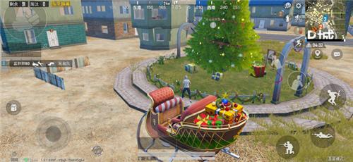 和平精英圣诞车,和平精英圣诞车怎么开,和平精英圣诞雪橇怎么飞,和平精英圣诞雪橇怎么开