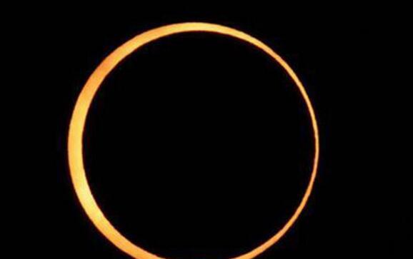 2019年12月26日上演金环日食几点开始?本月日食起止时间预告