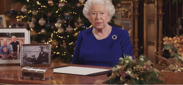 英国女王圣诞致辞,英国女王圣诞致辞2019,英国女王圣