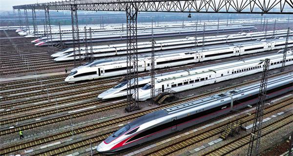铁路今起大调图,铁路运输能力显著提升