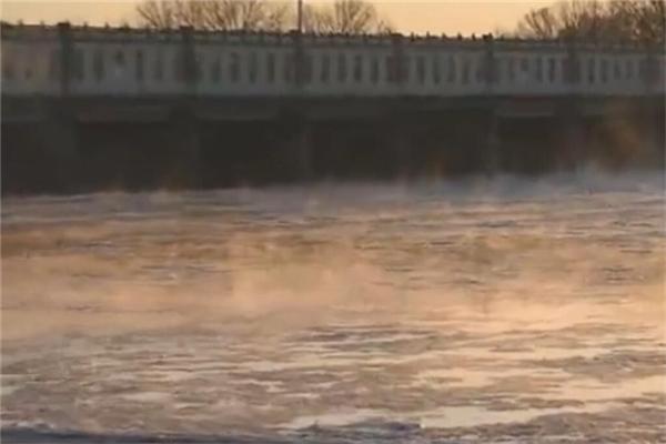 内蒙古水煮黄河是怎么回事 内蒙古水煮黄河形成原因