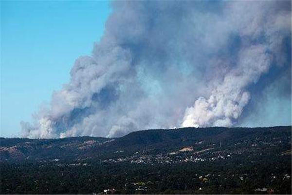 澳山火烟雾至南美是真的吗 澳山火烟雾至南美是什么情况