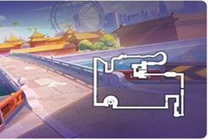 跑跑卡丁车手游运河旁的城墙下宝藏在哪_运河旁搜寻宝藏位置