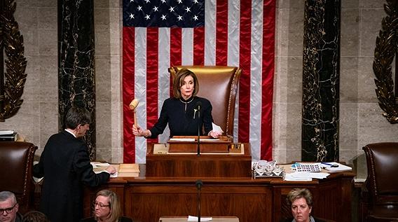 美国众议院投票通过新议案,特朗普被限战争权