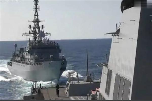 美俄军舰差点相撞是怎么回事 美俄军舰差点相撞原因是什么