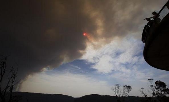 澳大利亚总理称应对山火失误,支持率暴跌至接任以来最低