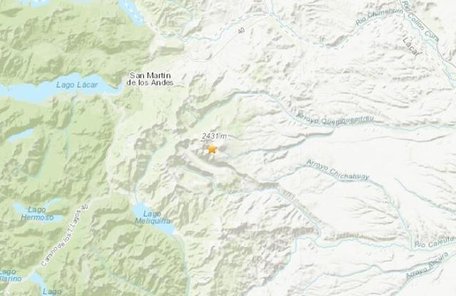 阿根廷5.3级地震 遇到地震时应该怎么做?