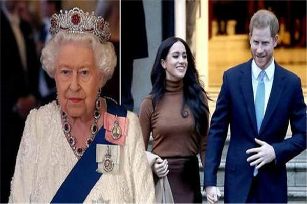 女王支持哈里决定,女王支持哈里,英国女王支持哈里决定,女王支持哈里退出皇室决定,女王支持哈里决定原因