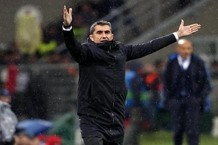 巴萨解雇巴尔韦德 球队十几年来第一次中途换主帅