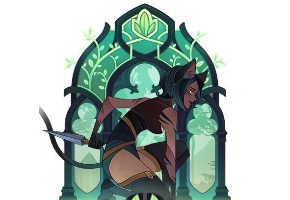 剑与远征猫女是谁_剑与远征薄暮之影卡兹能力介绍