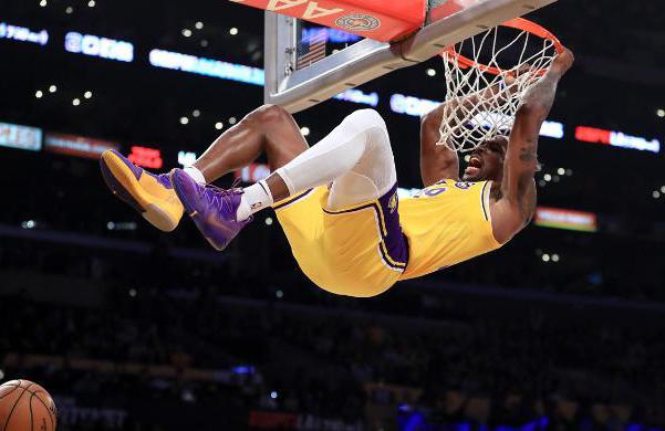 NBA湖人128-99大胜骑士 创造本赛季一项最佳记录