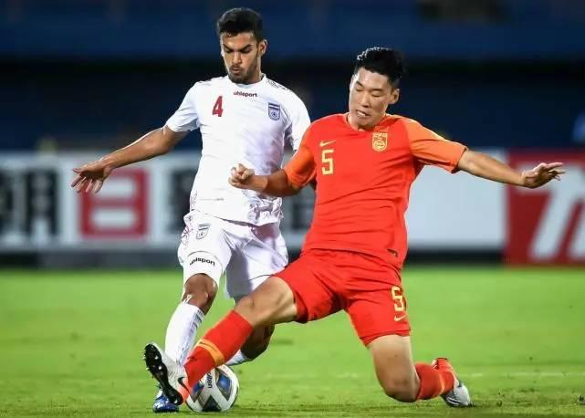【U23亚洲杯】中国国奥0-1伊朗 3战3连败0进球