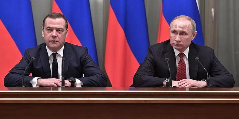 俄政府全体辞职是怎么回事?俄罗斯政府为什么原因全体辞职?