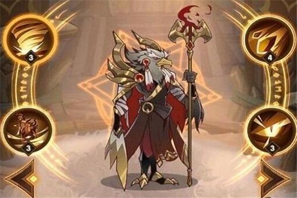 剑与远征新英雄蛮血大酋长斯克瑞斯怎么样_蛮血大酋长斯克瑞斯技能介绍