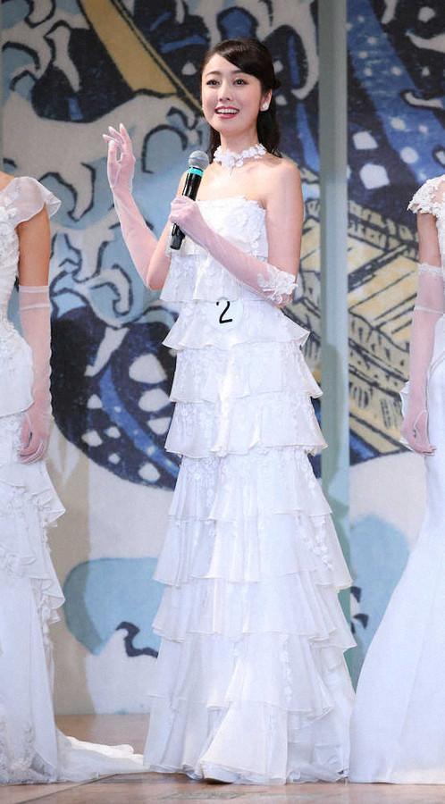 2020日本小姐冠军,日本小姐,小田安珠