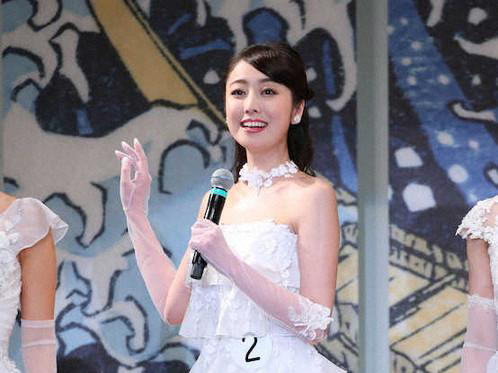 2020日本小姐冠军出炉 名校文科学霸小田安珠照片一览