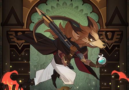 剑与远征雪踪迷径没有老鼠怎么开门_雪踪迷径没有老鼠开门方法