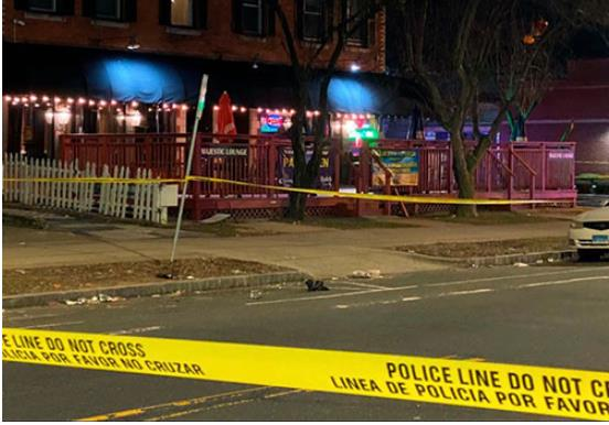 美国康涅狄格州枪击案致1死4伤 相关嫌疑人信息尚未公布