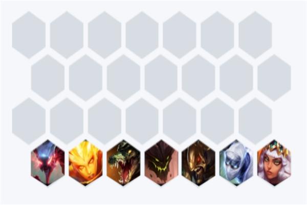 云顶之弈六刺客阵容怎么配_云顶之弈10.3版本六刺客阵容搭配
