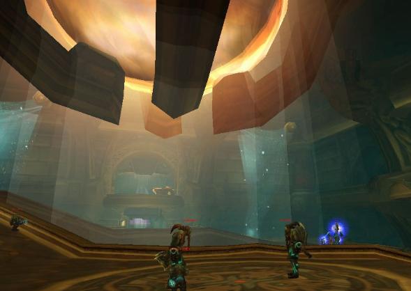 魔兽世界闪电大厅副本在哪里_魔兽世界闪电大厅入口位置一览