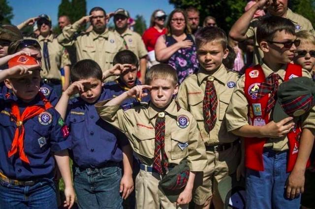 美国童子军破产,美国童子军破产原因,美国童子军