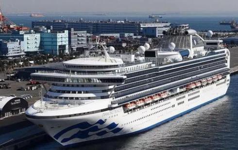 钻石公主号邮轮感染者国籍公布,日本感染人数达247人