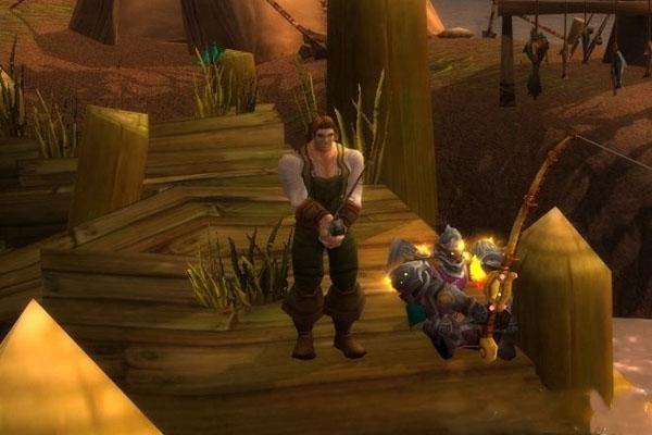 魔兽世界怀旧服大师级钓鱼在哪学_怀旧服大师级钓鱼任务怎么做