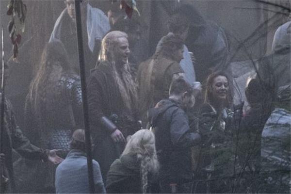 巫师第二季正式开拍 巫师第二季开拍现场照曝光