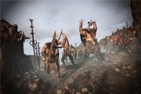 暗黑破坏神4最新敌人曝光 全新UI及新敌人食人族登场