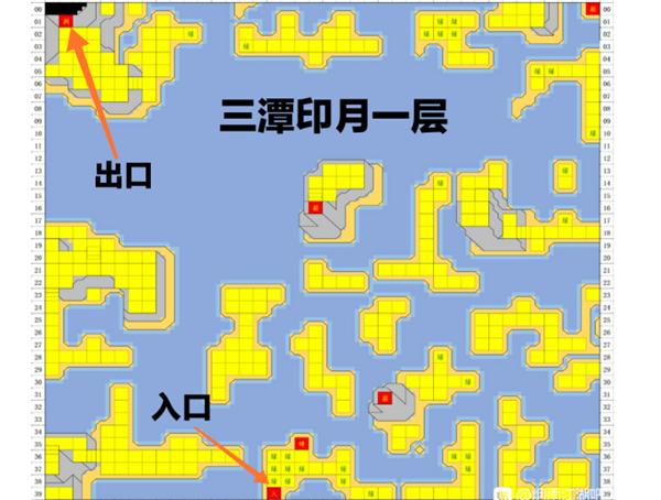 烟雨江湖三潭印月任务怎么做_烟雨江湖三潭印月走法攻略