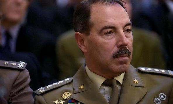 意大利陆军参谋长感染,目前正在自己的住所居家观察