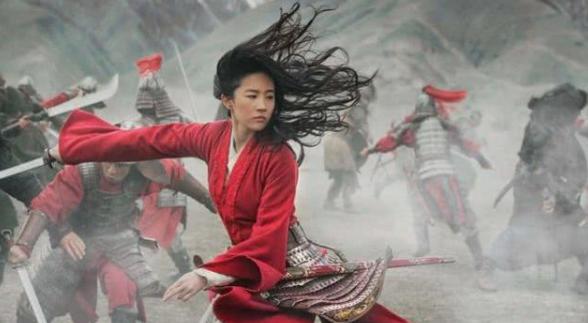 花木兰首映获好评 外媒预测票房将达1.85亿美元