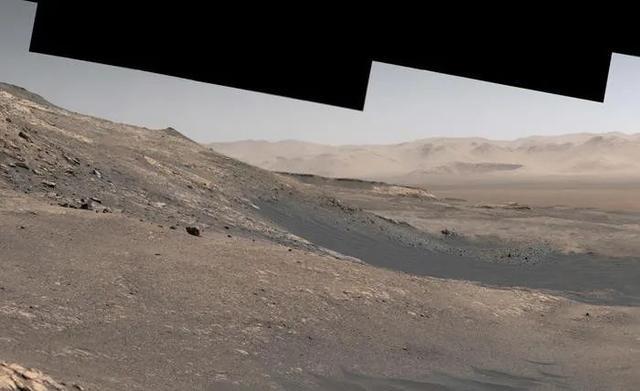18亿像素火星全景图,18亿像素火星全景,火星长什么样子