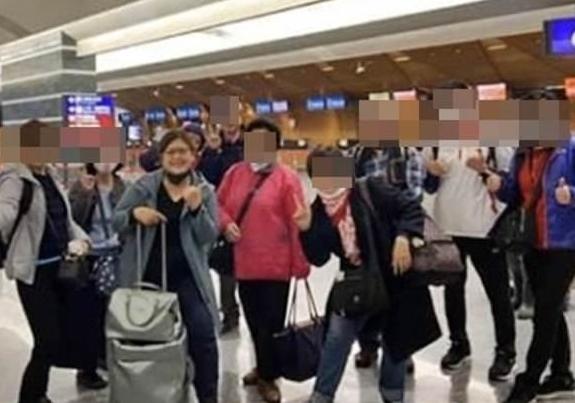 疫情期台湾大妈组团出国,遭到岛内网友炮轰却不知道自己做错了什么