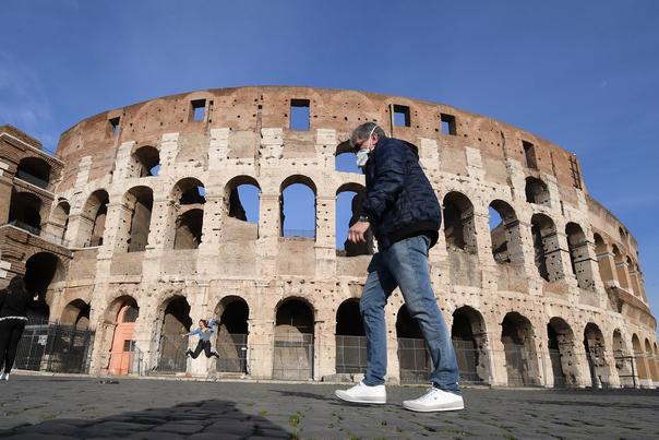 意大利单日新增5322例累计超4万 全球7国确诊病例破万