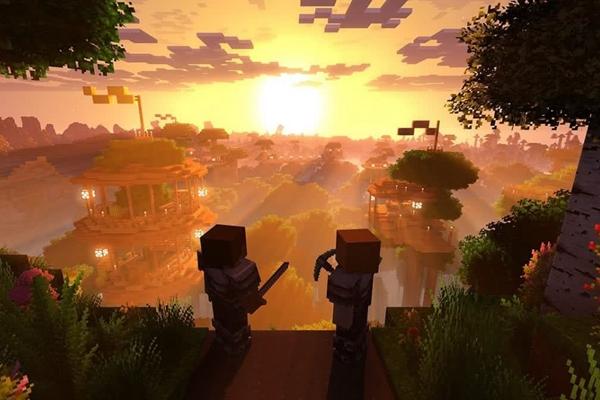 我的世界地下城开发日志:故事背景介绍篇和实机游戏介绍篇!