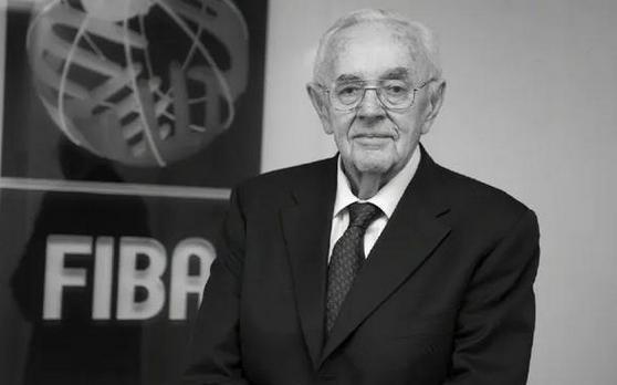 前FIBA秘书长斯坦科维奇去世,他用一生为篮球带来前所未有的辉煌