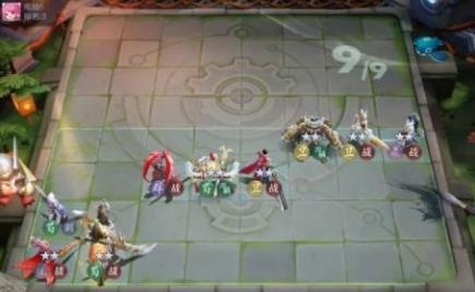王者模拟战新版战士流怎么玩,王者模拟战最新战士阵容攻略,王者模拟战战士流