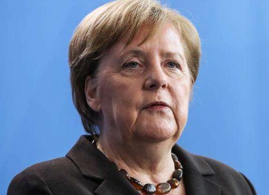 默克尔检测结果呈阴性,德国民众戴口罩人数日益增多