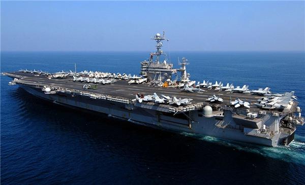 美国罗斯福号航母3名水兵确诊,此前曾在越南岘港停留
