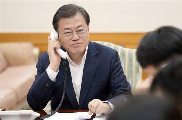 特朗普向韩国求援,希望韩方能提供抗疫医疗设备