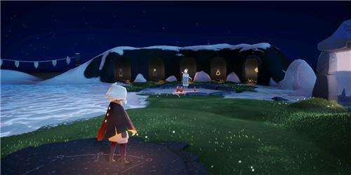 Sky光遇云野的群星在哪_云野的群星位置一览
